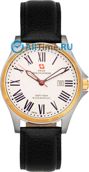 Мужские часы Swiss Mountaineer SML8033A