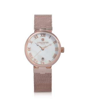 Chimaera Rose Gold Stainless Steel Watch