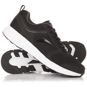 Кроссовки ANTA 81825578-1 Black/Charcoal Gray/White