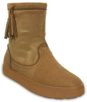Women's LodgePoint Synthetic Suede Boot