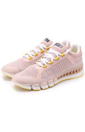 Текстильные кроссовки Climacool Revolution Adidas by Stella McCartney