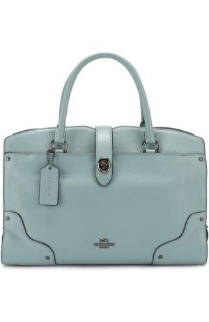 Сумка Mercer Satchel 24 Coach