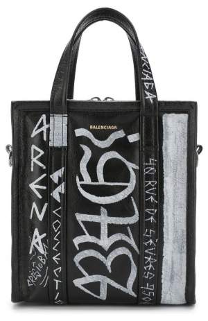 Сумка Graffiti Bazar Shopper XS Balenciaga
