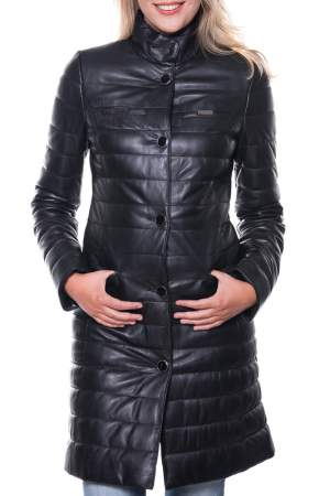 leather coat GIORGIO DI MARE