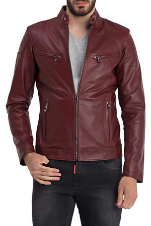 Leather Jacket IPARELDE
