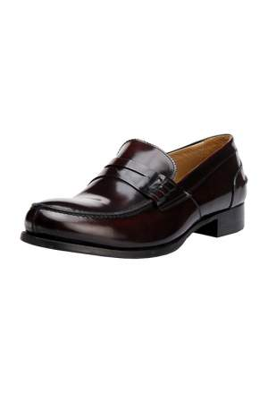 loafers British passport