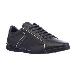 Кеды Saturn Low Profile Sneakers in Tumbled Leather and
